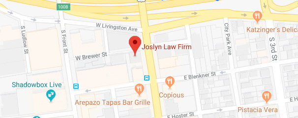 Family Attorney for Child Support in Columbus, OH | Joslyn
